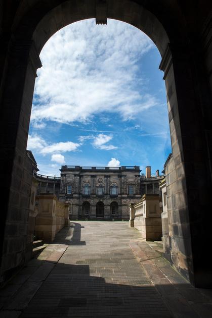 Old University of Edinburgh